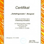 stav samsung sertifikat